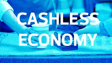 Cashless Economy tag