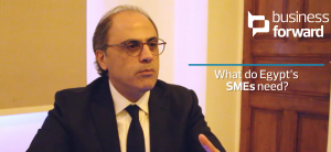 [VIDEO] 2 minutes with IMF's Jihad Azour [PT2]: The state of SMEs and the fintech sector in Egypt