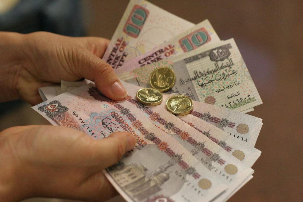 [Infograph] Losing the LE17-mark: Why the USD is depreciating against the EGP