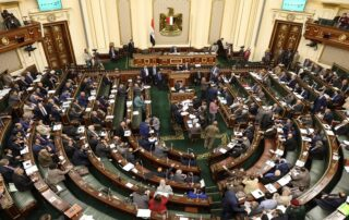 EGYPT-PARLIAMENT-CONSTITUTION